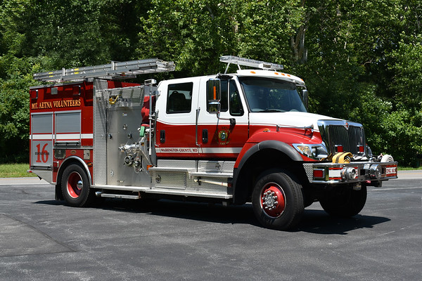 Station 16 - Mt. Aetna Fire Department