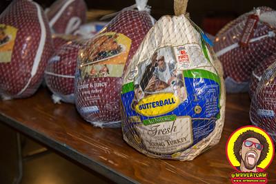 Bert's Turkey Give-A-Way