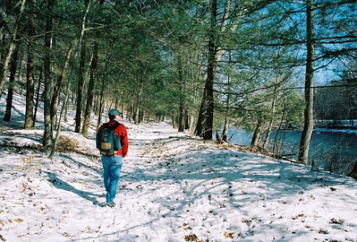 2006 APPALACHIAN TRAIL - RIVER WALK AT KENT, CONNECTICUT
