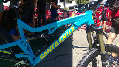 Downieville Classic 2013 - Venue - Expo