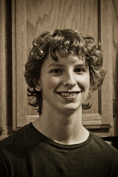 Joshua, 15, March 2011