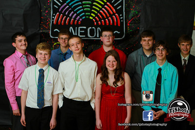 2014 McCormick End of year formal
