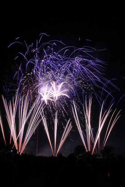 classic fireworks