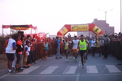 Hubballi Half Marathon 2018