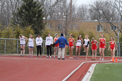 1500 Meter Women's