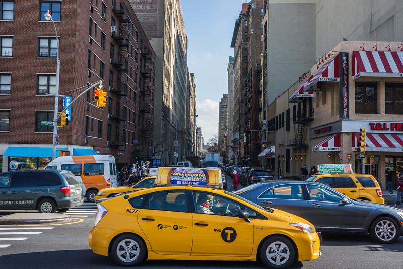 Yellow in New York