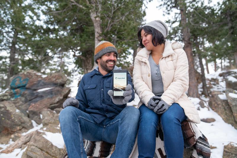 Outdoor Lifestyle Photography | Alpine Bank (Shutterstock Custom)
