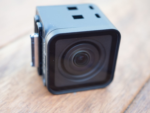 Insta360 One R 4K wide-angle lens mod