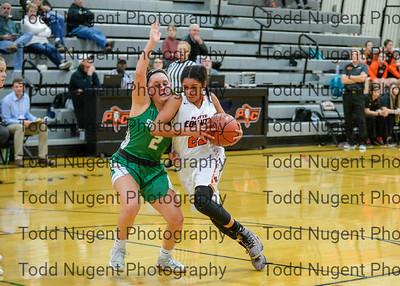 Varsity girls Basketball vs Smithville
