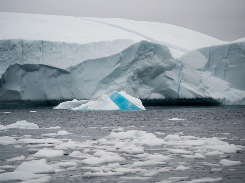 Icebergs on the Ilulissat Icefjord