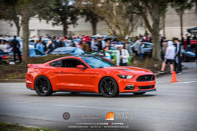 2019 01 Jax Car Culture - Cars and Coffee 101B - Deremer Studios LLC