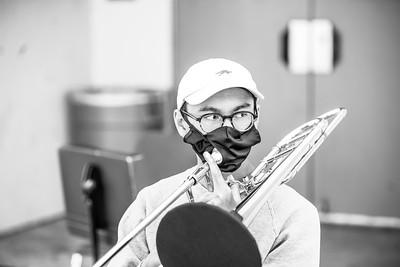 Jazz & Band Rehearsal  [4/28]