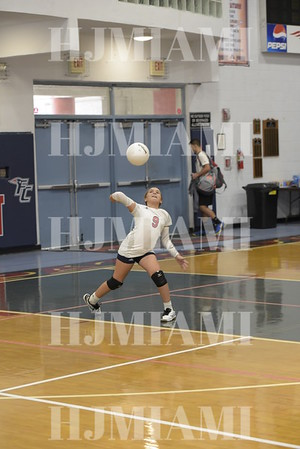 Volleyball | Middle School Girls | 9/19/17