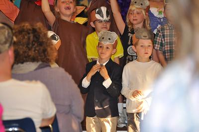 Gavins 2nd Grade concert 5-2012