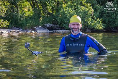 Big Welsh Swim - Llyn Padarn