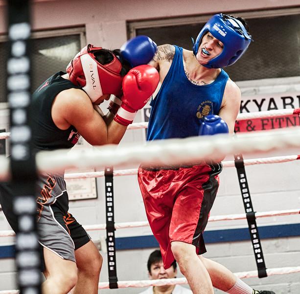 Creative Small Study: Stockyards Boxing