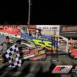 Fonda Speedway-Underdog 33-Jann McGaffin-9/16/21