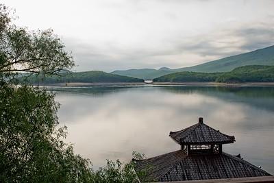 Jingbo Lake 镜泊湖, 黑龙江省牡丹江 2018