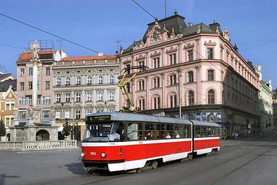 Brno (Dopravní Podnik Města Brna)