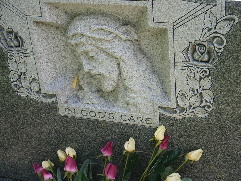 In God's Care (closeup)