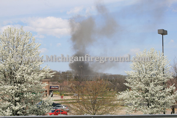 5/10/14 - Meridian Twp apartment fire, 1655 Lake Dr