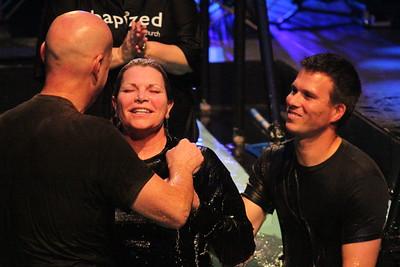 2015-11-22 - 5pm Baptism