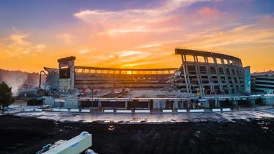 Jack Murphy Stadium / Qualcomm Stadium Demoltion