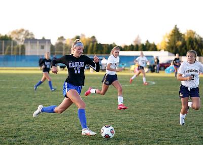 LB Girls' Soccer vs Woodmore (2020-10-13)