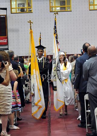 Berks Catholic Graduation 2012