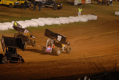 Placerville Speedway April 09