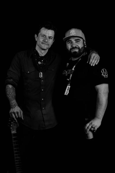 Eric Tessmer and Greg Lacayo