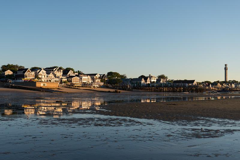 Low Tide - Provincetown, Massachusetts, USA - August 14, 2015