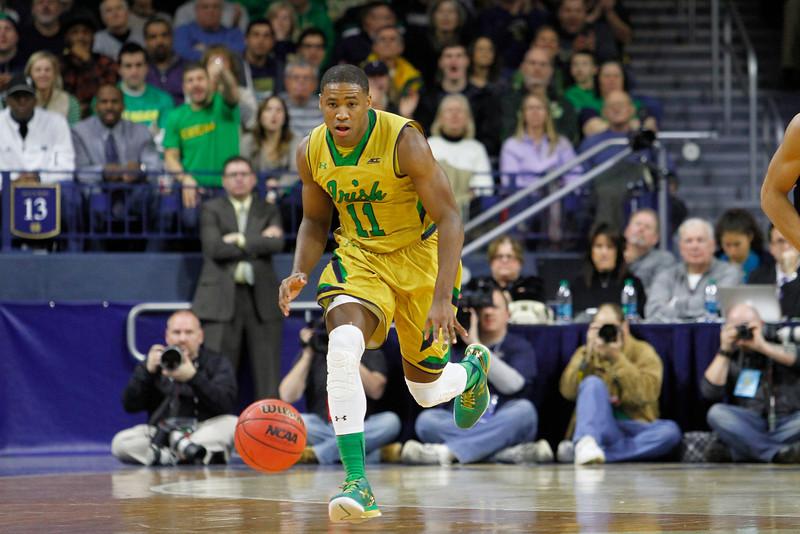#3 Virginia  defeats  #13 Notre Dame 2014-15