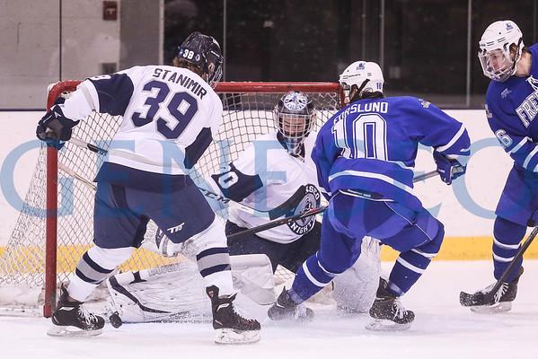 Men's Ice Hockey vs. Fredonia (Senior Night)