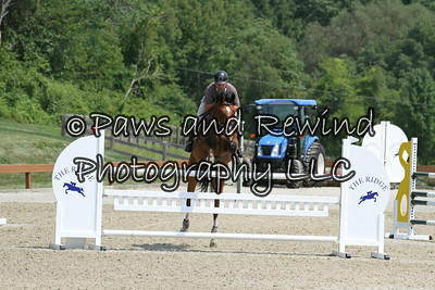 Grand Prix Ring Friday: 1.30m Jumpers