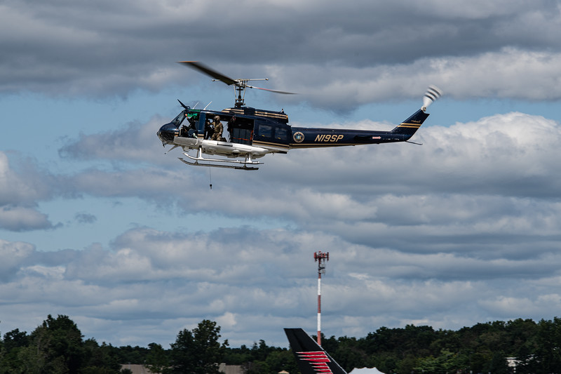 NY State Police - Special Operations Response Team (SORT)