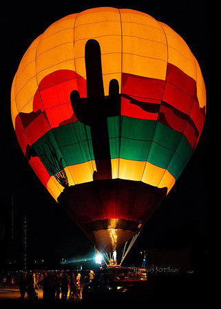 Arizona Balloon Festival