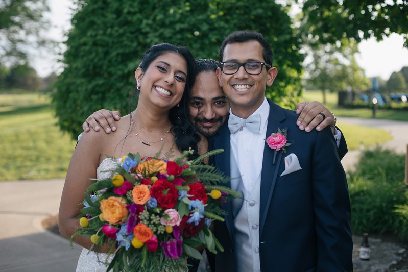 LeCapeWeddings Chicago Photographer - Renu and Ryan - Hilton Oakbrook Hills Indian Wedding -  883.jpg