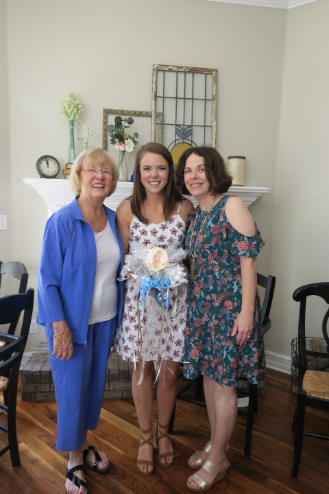 Abby's Shower 6-1-19