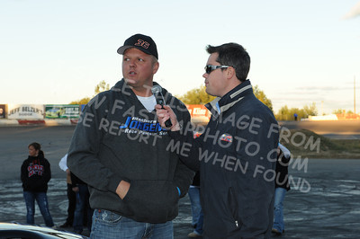 Saturday Pre Race & Driver Introductions