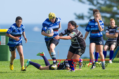 Womens Senior Rugby Perth Bayswater vs Cottesloe 01.08.2015