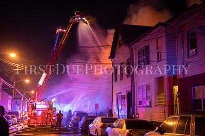 Paterson 5th Alarm: 489 Summer St.