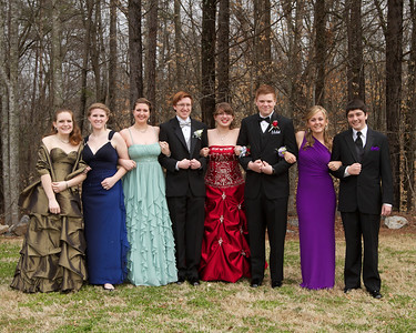 Prom Group 2013