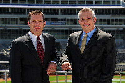 Jeff Montgomery and Joel Goldberg - Fox Broadcasters