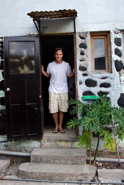 David's San Cristobal home