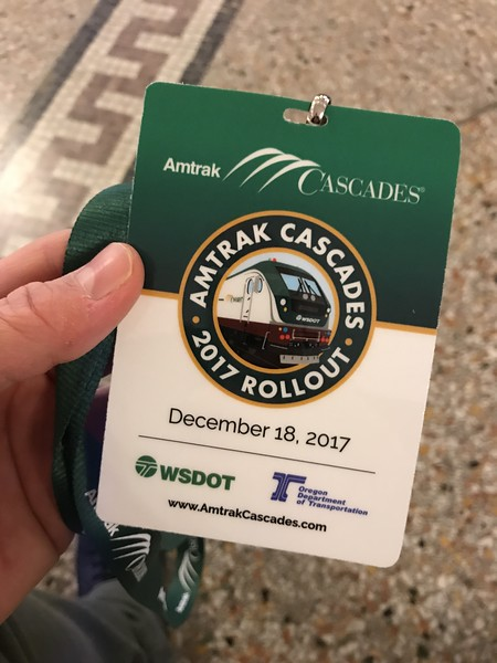 Amtrak 501 December 18th Derailment
