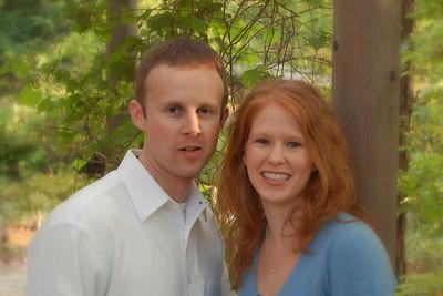 Engagement Photos of Jason & Michelle