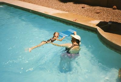 1996 Summer Kadi Swimming Lessons