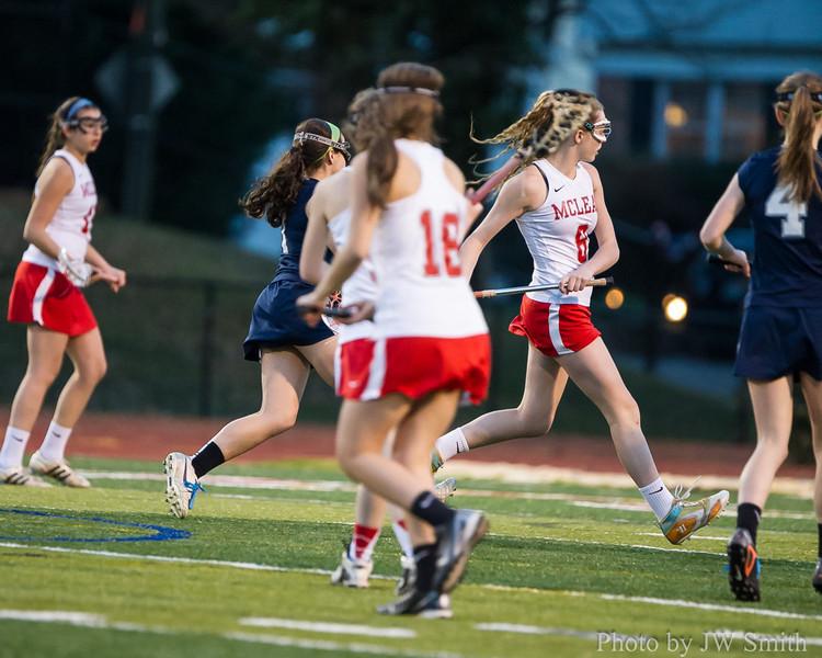 Goal, Elise!