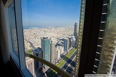 2011 10 31 Dubai Burj Khalifa Tour Helo Tour Palm Burj al Arab